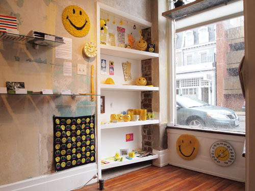 The Smile Face Museum at Sediment